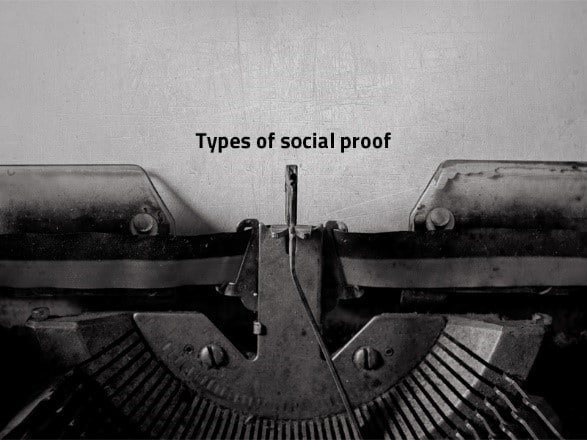 Social Proof Types