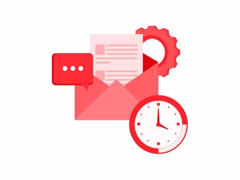 Knowing when a recipient is most active to send your emails