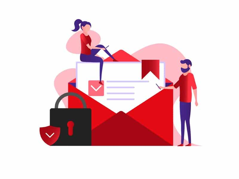Managing unsubscribes, spam complaints and of bounces